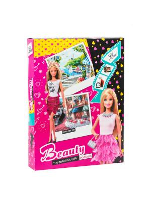 HTA-1023 Игровой набор кукол «The beautiful girl popular» Цвет: зеленый