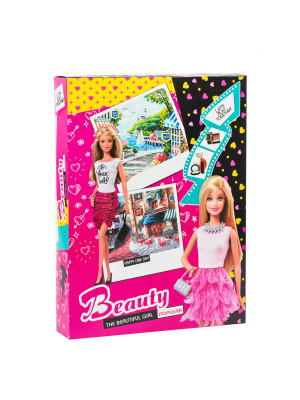 HTA-1062 Игровой набор кукол «The beautiful girl popular» Цвет: розовый
