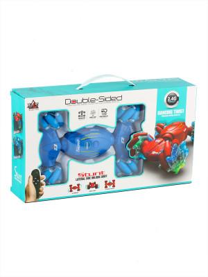 HTA-244 Машинка Double sided Цвет: синий