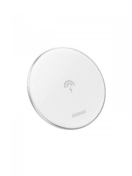 Беспроводное зарядное устройство DUDAO A10B 10W Ultra Thin Wireless Chharging Pad, белый