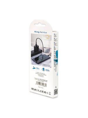 KING PREMIUM PRODUCT K15 Кабель Type-C 3A для мобильных устройств