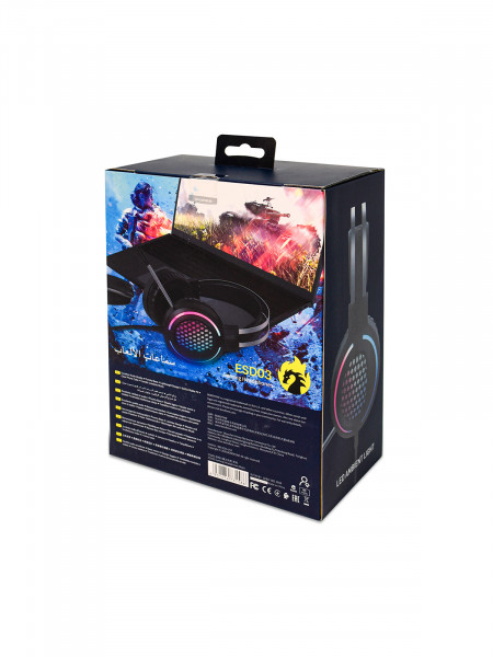 Borofone Игровые наушники с микрофоном арт. ESD03