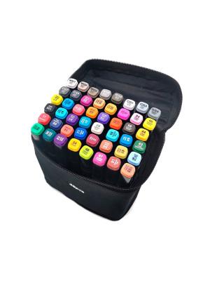 YM-4801 Маркеры Touch для скетчинга 48 шт.